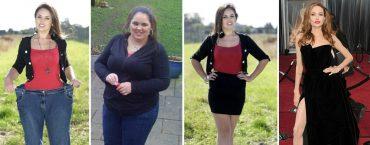 отслабване със 70 кг