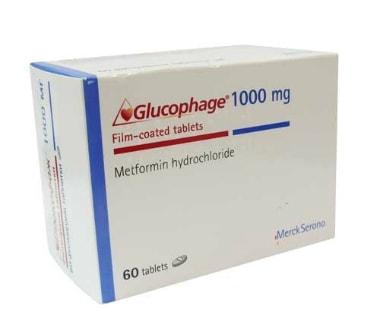 Хапчета за отслабване Глюкофаж